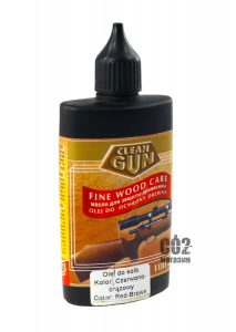 Масло Brunox Clean Gun Shaftol Brown  (коричневый) 100 ml