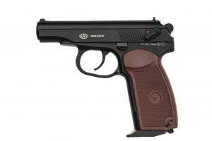 SAS Makarov Blowback