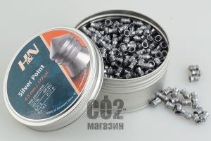 Пули H&N Silver Point (0.75г, 500 шт)