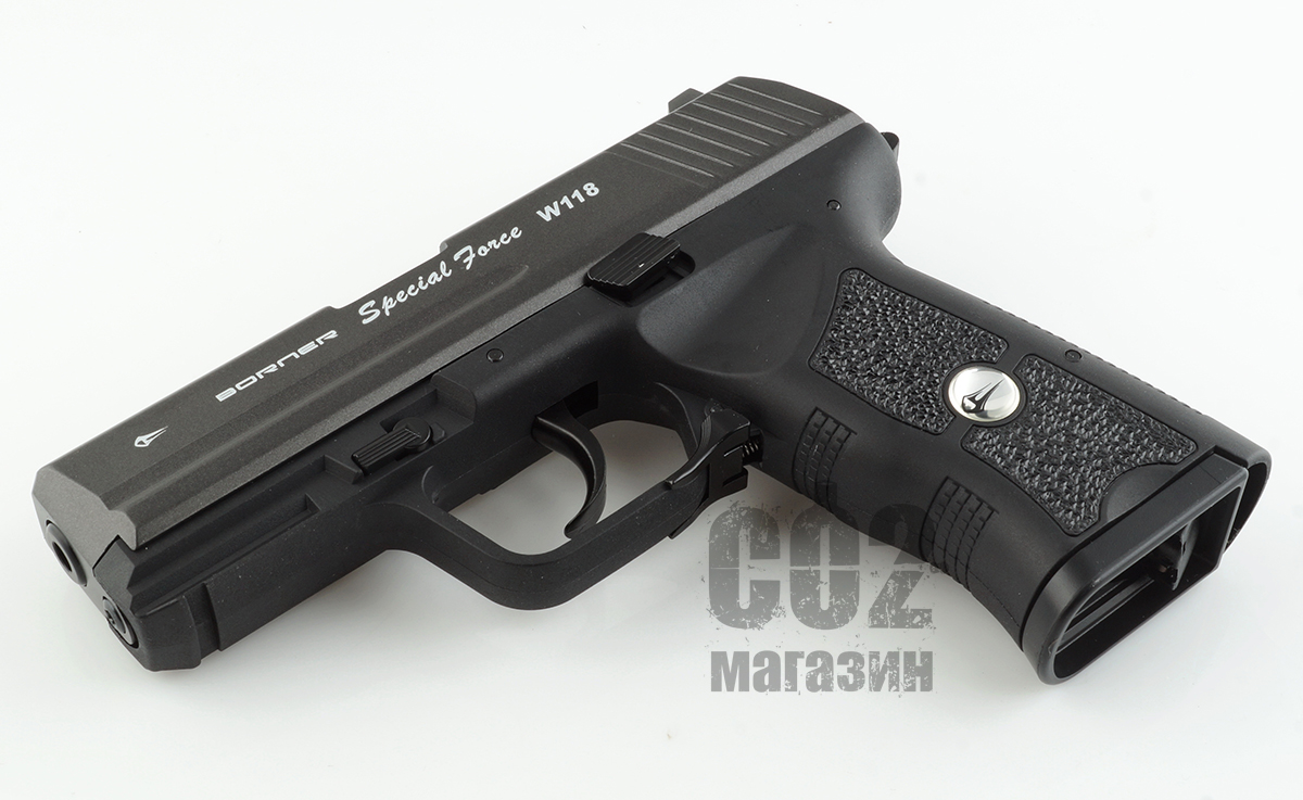 Borner Special Force W118 со2--