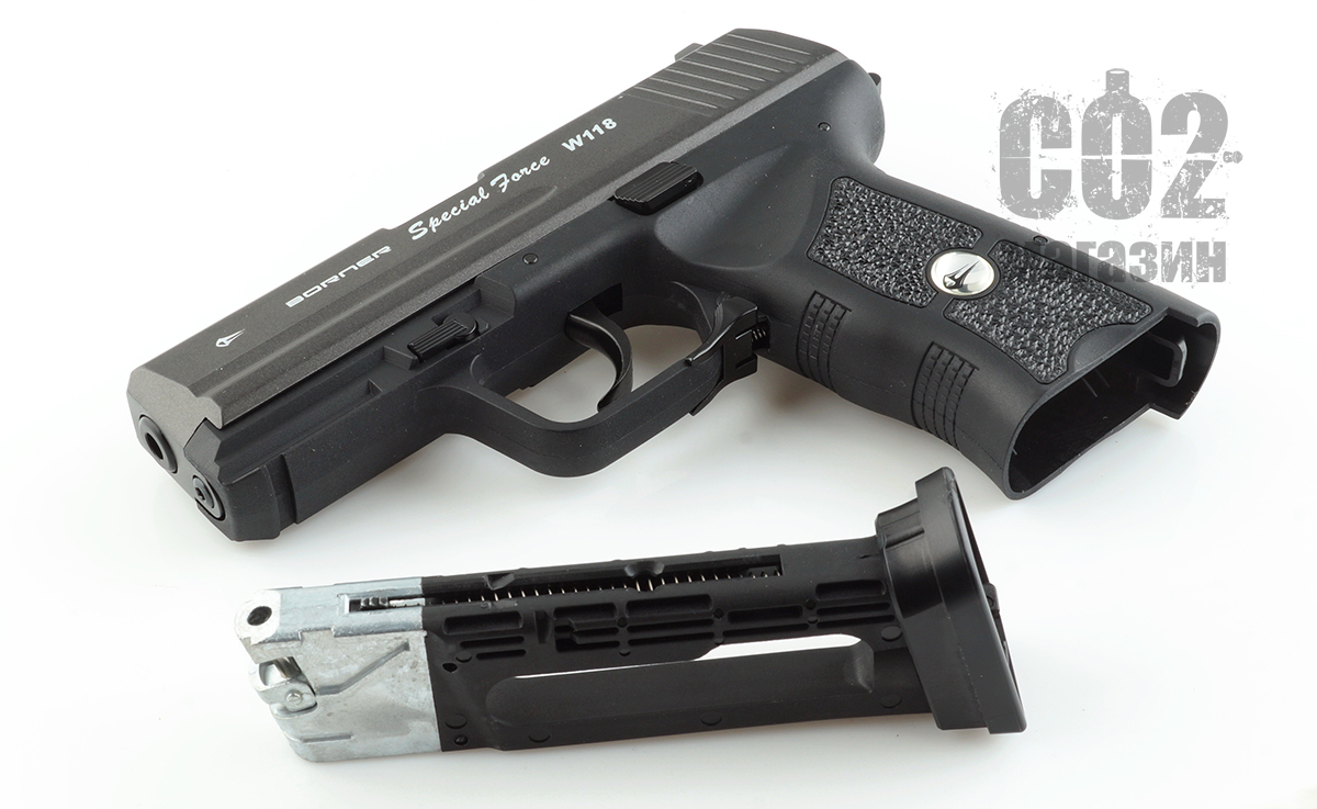 Borner Special Force W118 со2-----