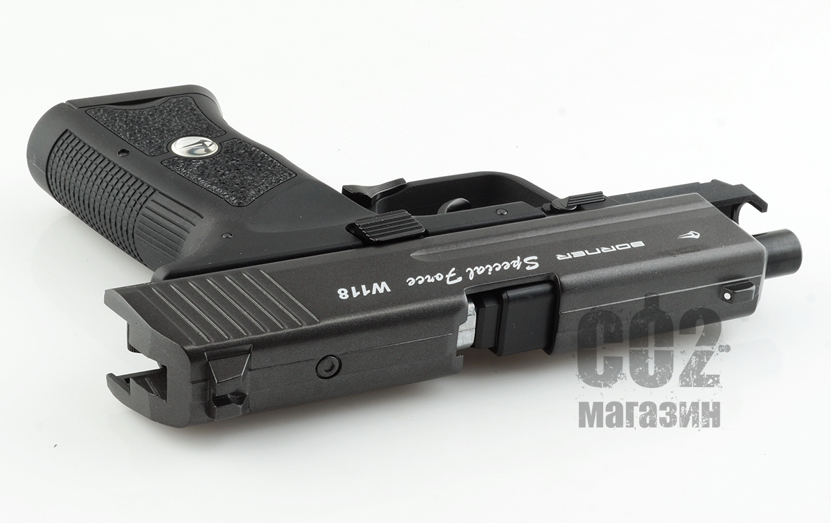Borner Special Force W118 со2